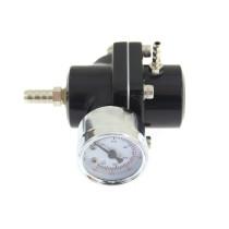 Benzinnyomás szabályzó, FPR, regulator - univerzális FPR01 Fekete